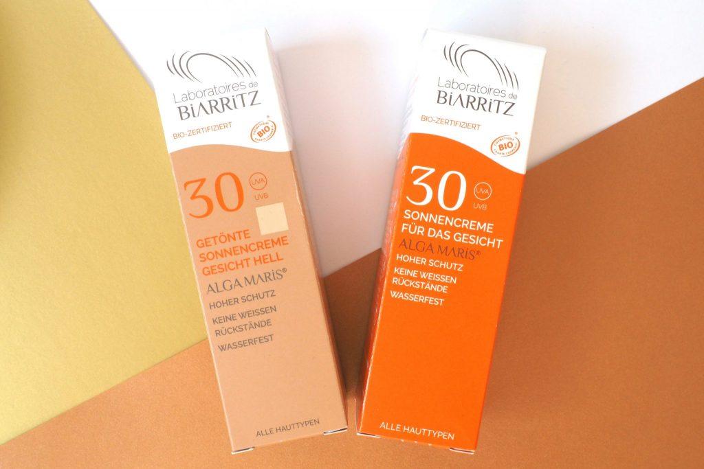 Täglicher Sonnenschutz - Daily sunscreen - Naturkosmetik - 4