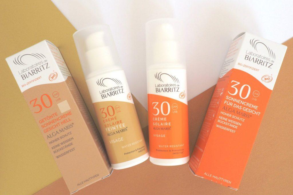 Täglicher Sonnenschutz - Daily sunscreen - Naturkosmetik - 5