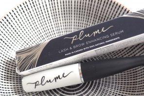 Review: Plume Lash &#038; Brow Serum <br/> Kann ein pflanzliches Wimpernserum mithalten?