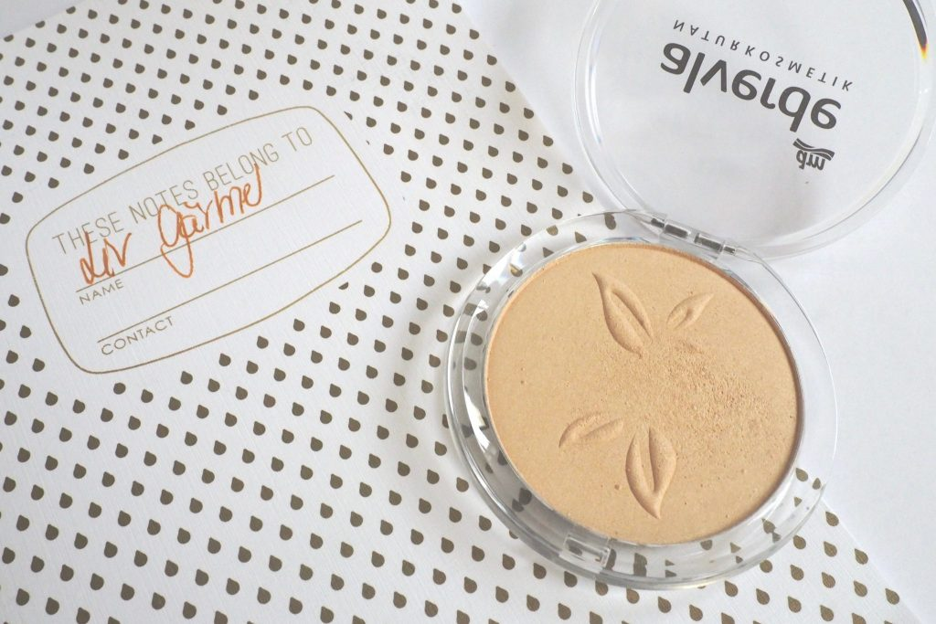 Alverde Illuminating Powder Teint