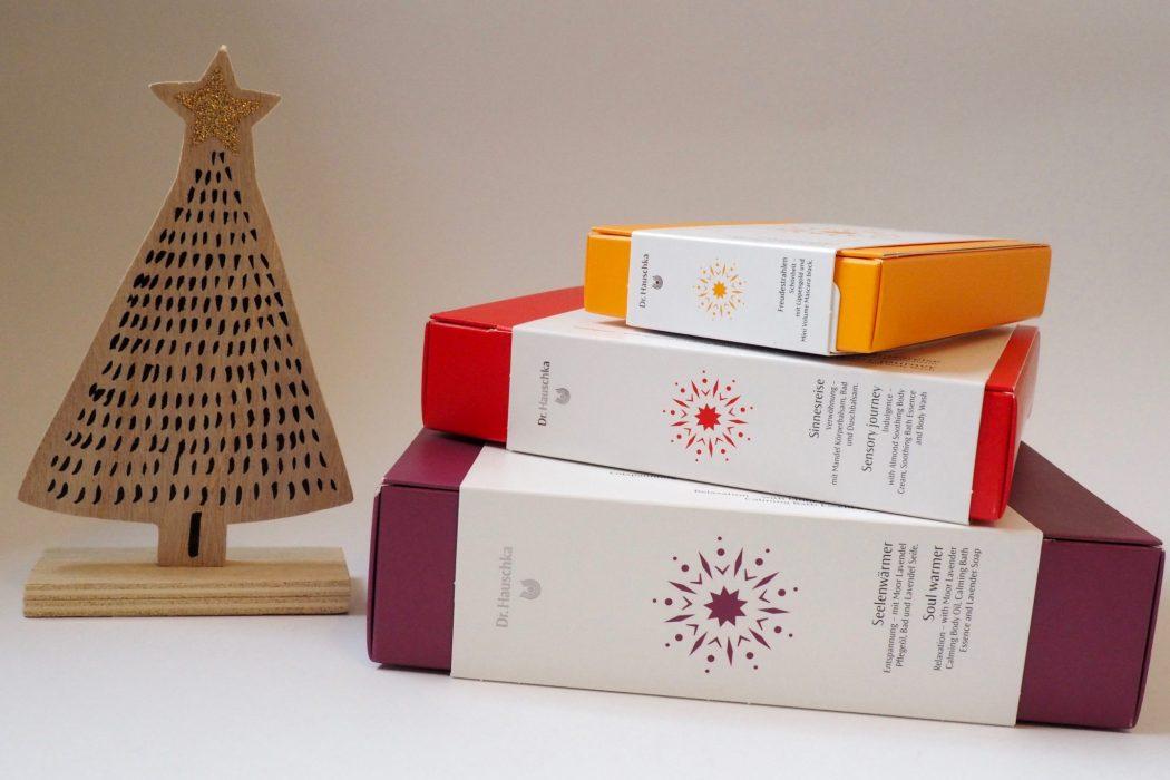 dr hauschka geschenkeset weihnachten gewinnspiel 1 puraliv. Black Bedroom Furniture Sets. Home Design Ideas