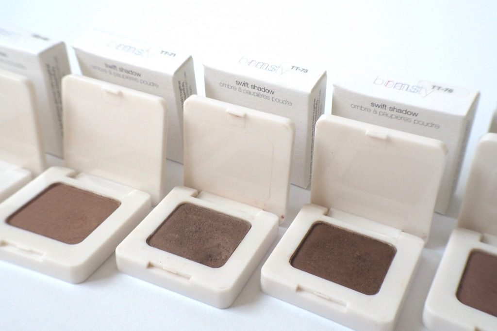RMS Beauty Swift Shadows Review and Swatches - 4