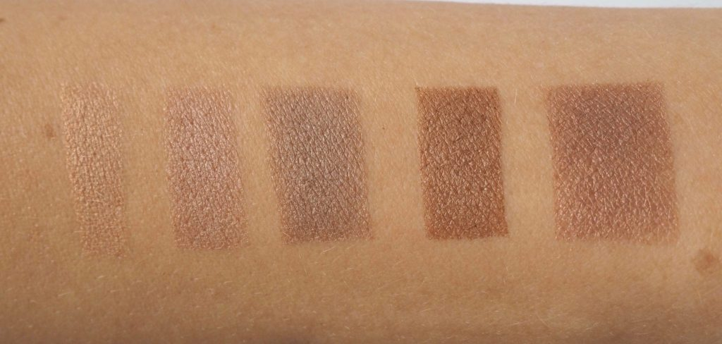 RMS Beauty Swift Shadows Review and Swatches - 12
