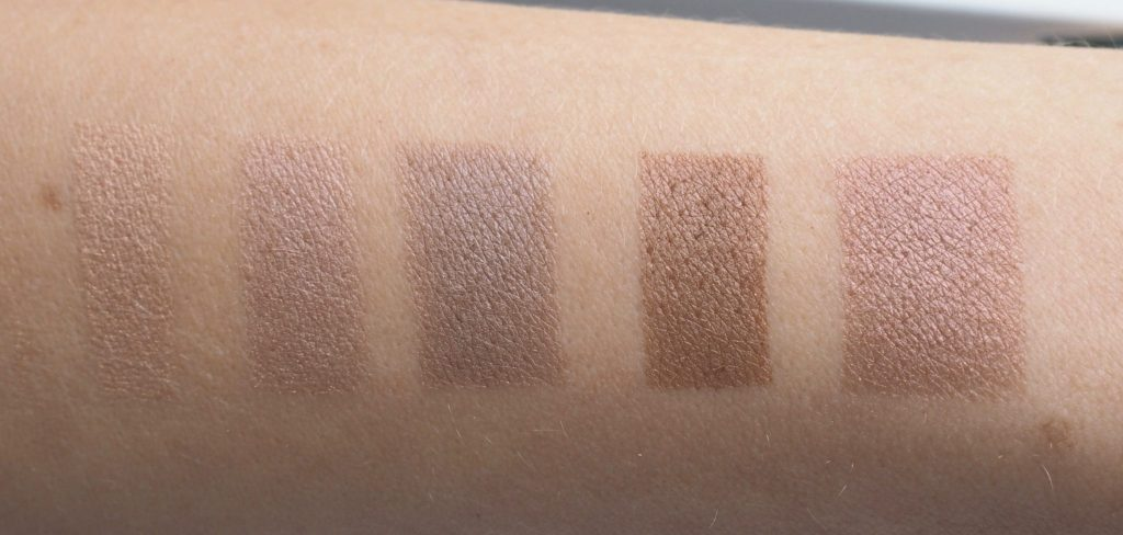 RMS Beauty Swift Shadows Review and Swatches - 13