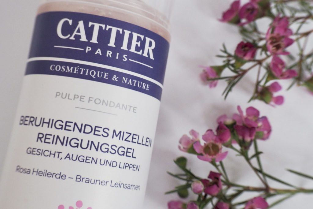 Beruhigende Pflege Cattier Paris - Naturkosmetik Ohne Duftstoffe ohne Alkohol - 10