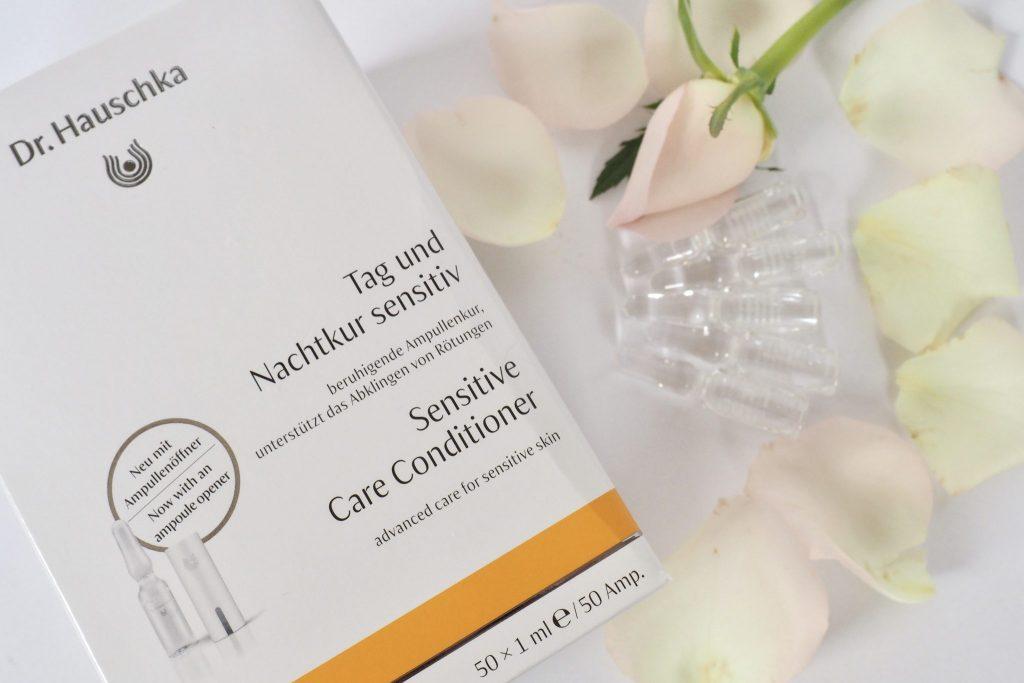 Erfahrung fettfreie Nachtpflege mit Naturkosmetik Dr.Hauschka - 10