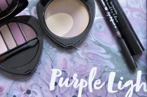 Besser spät als nie <br / > Dr.Hauschka Purple Light Limited Edition 2018
