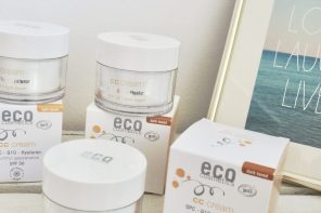 Review EcoCosmetics CC Cream SPF 30 SPF 50 - 4