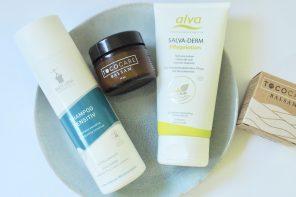 Beruhigende und heilende Naturkosmetik <br/> extra Streicheleinheit für die Haut