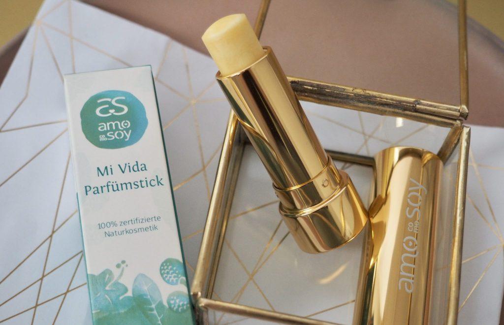 Naturkosmetik Parfüm stick - 1
