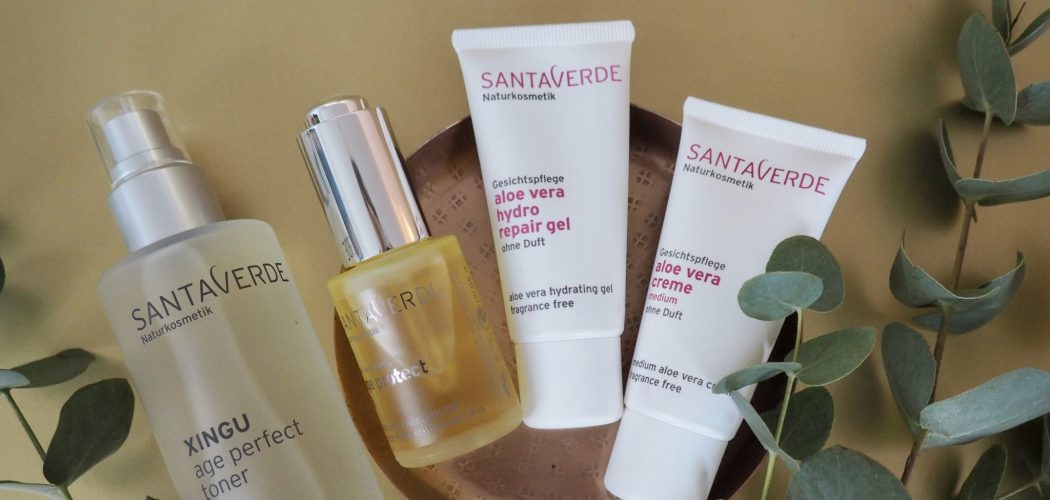 Santaverde Naturkosmetik Pflegeschritte und Routine - 19