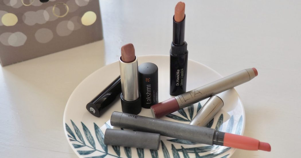 Naturkosmetik Lippenstifte Lieblinge - 2